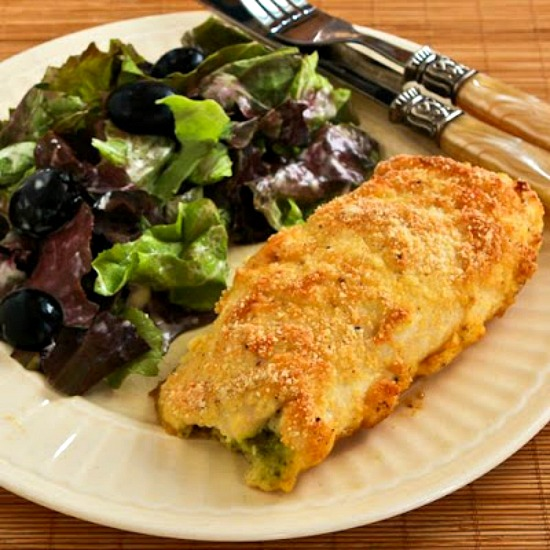 The BEST Low-Carb Baked Chicken Recipes from Kalyn's Kitchen featured for Low-Carb Recipe Love on KalynsKitchen.com