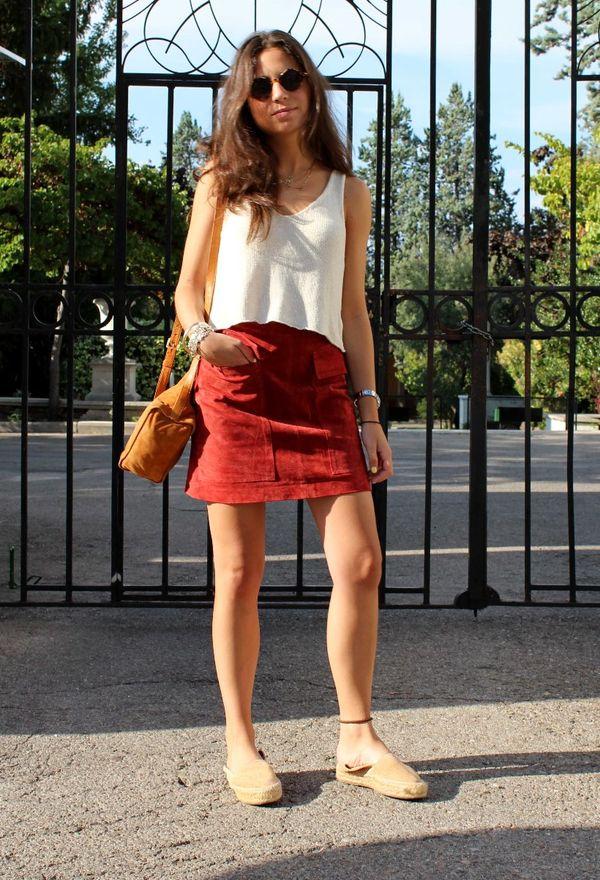 Colección de faldas