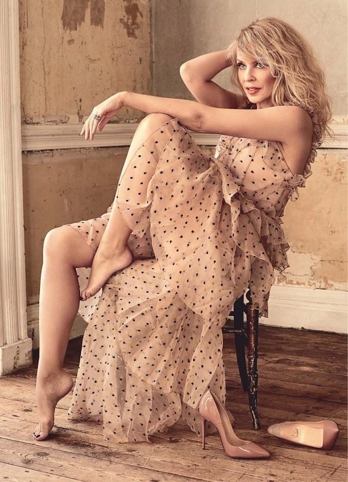 Kylie Minogue – Marie Claire Australia