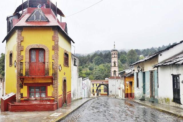El Oro, Estado México