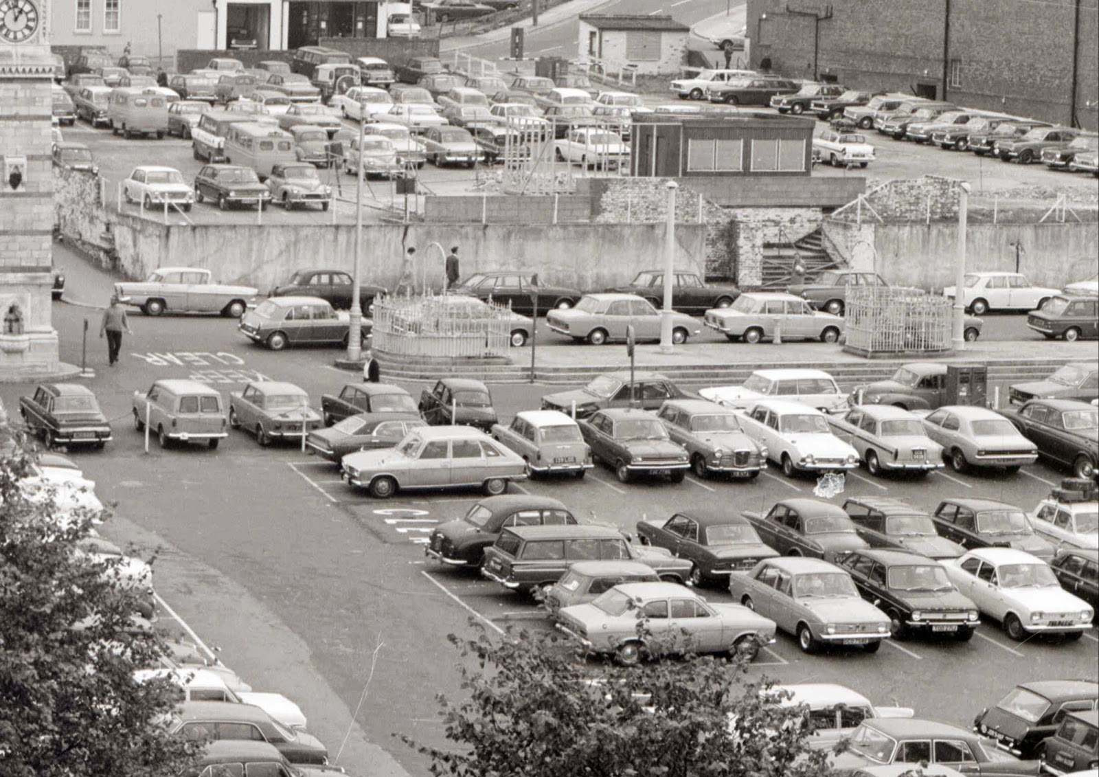 Derry S Car Park Plymouth