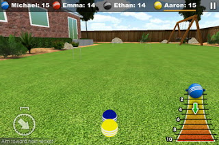 Croquet iPhone/iPad/iPod touch game available for download