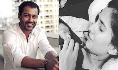 #instamag-abhishek-kapoor-and-pragya-yadav-named-their-newborn-shamsher