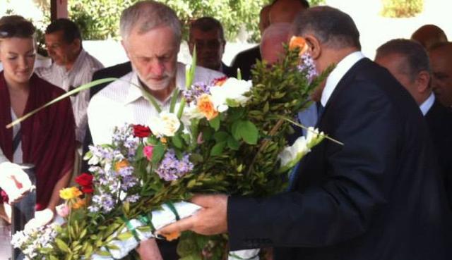 Wreath-laying row: Jeremy Corbyn hits back at Israeli leader Benjamin Netanyahu