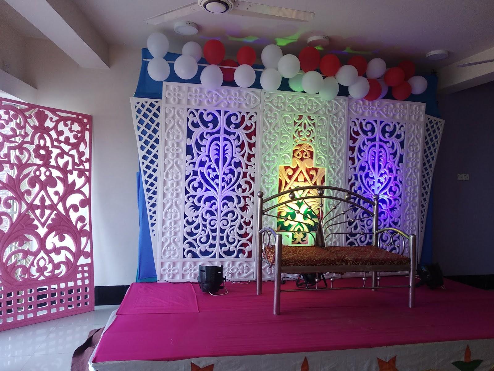 Wedding Theme Decoroation