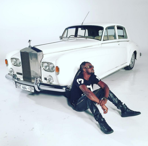 5 P-Square shares new photos from a set in South Africa