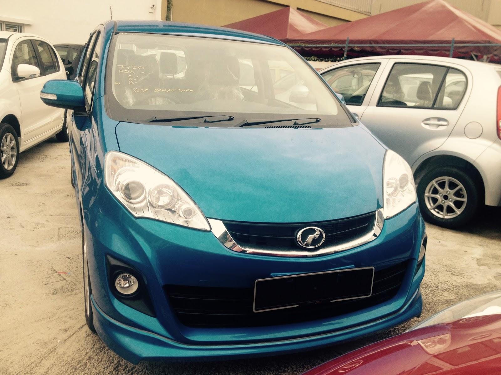 Perodua lancarkan Perodua ALZA S dan Myvi SX hari ini
