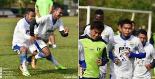 Persib Bandung Gelar Pertandingan Uji Coba di Batam