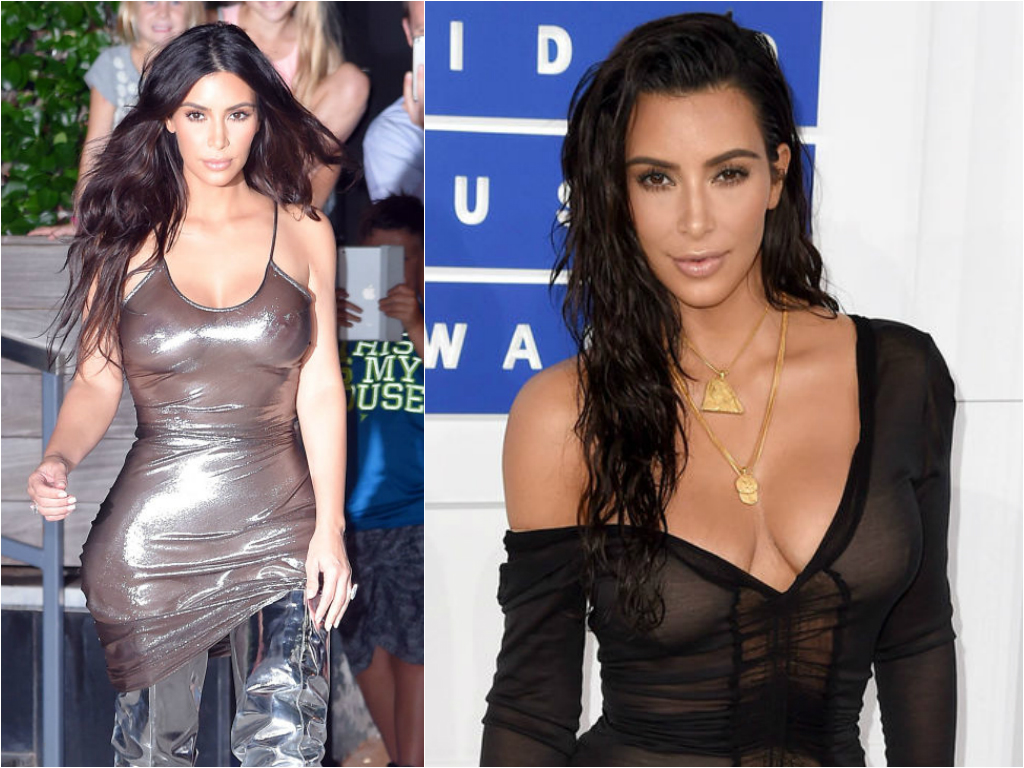 50 Times Celebs Went Braless - Stars who go braless 14
