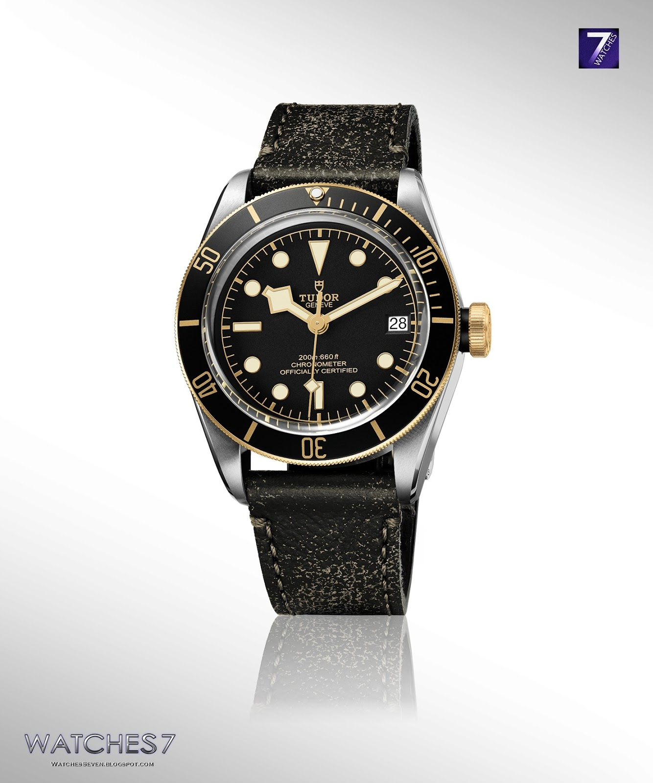 Watches 7: TUDOR – Heritage Black Bay S&G