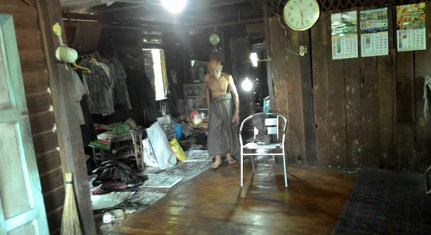 Hidup Miskin Sebatang Kara, Ini Kisah Pak Cik Ismail