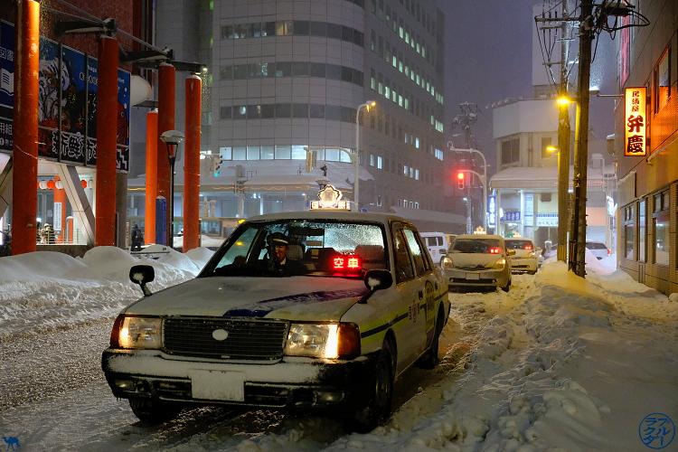 Le Chameau Bleu - Visite de Aomori dans le Tohoku voyage au japon - Taxi  de Aomori
