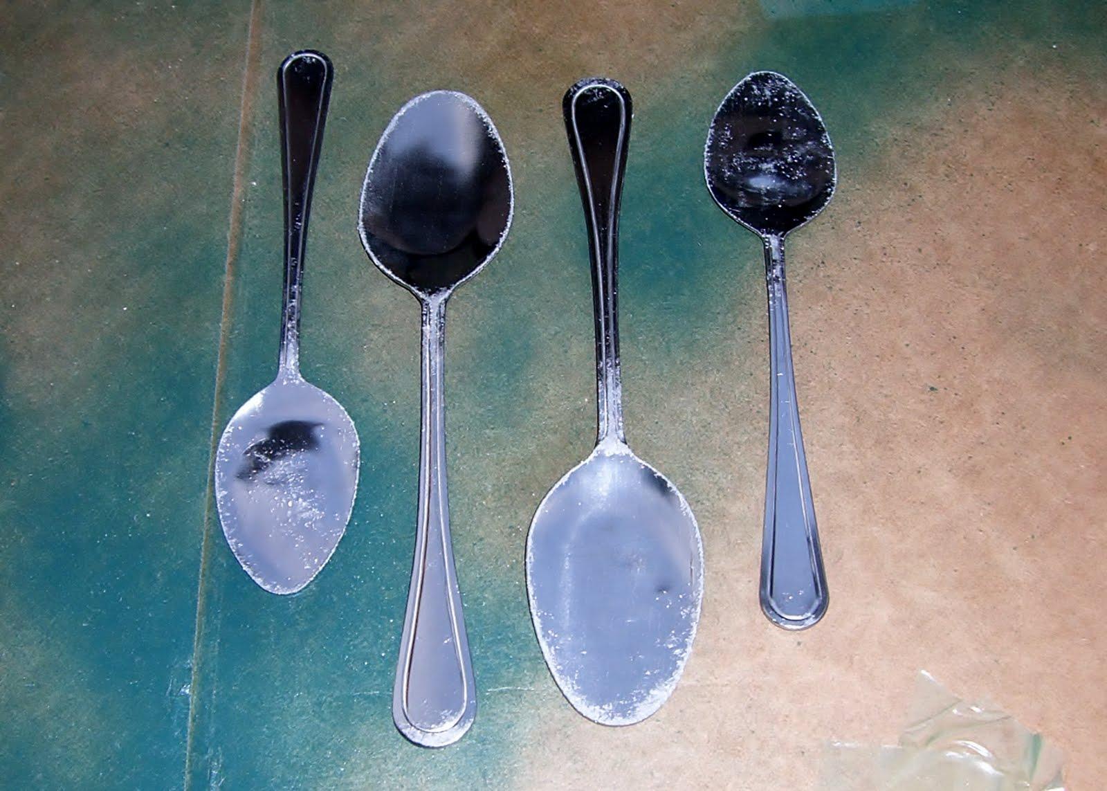 Jessalynne Diy Rustic Spoon Pendant