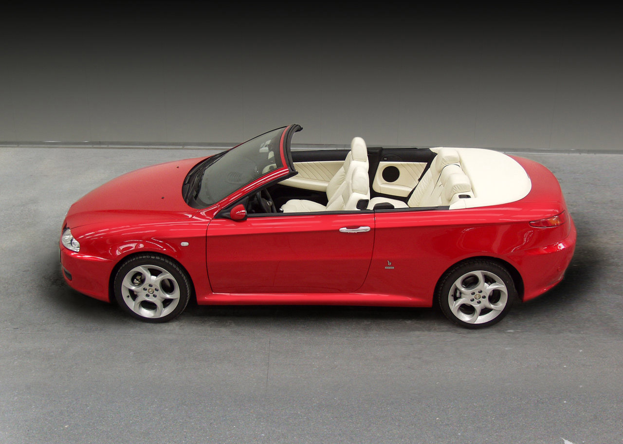 2013 alfa romeo gt cabriolet prototype. Black Bedroom Furniture Sets. Home Design Ideas