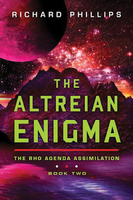 The Altreian Enigma by Richard Phillips Book Review