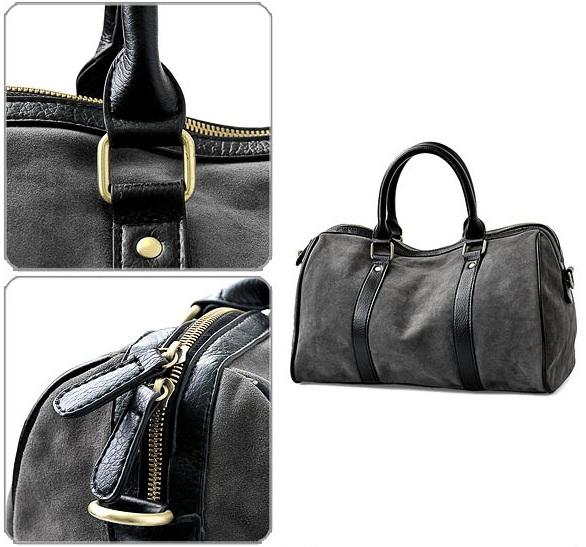 6b70c8c586bd Louis Vuitton Inspired Sofia Coppola for Louis Vuitton Suede Asphalt Handbag.  Want to have a Kate Moss Style   Measurement :Length 37 Height 26 Width 17