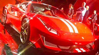 Nouvelle Ferrari 488 GTO 2019, Prix, Caractéristiques, Date de sortie