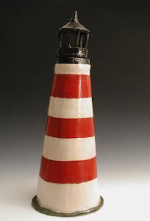 Lighthouse Urn, Beacon Urn, Light House Urn
