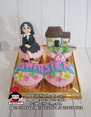 Cupcake Penjual Rumah - Agen Properti