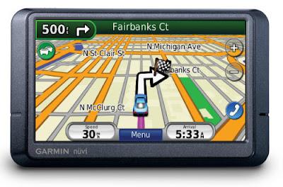 Begini Cara Kerja GPS