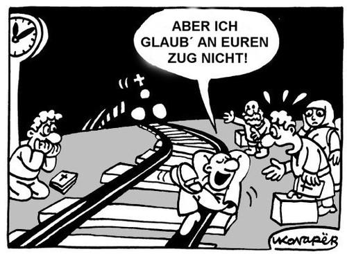 atheismus deutschland zahlen