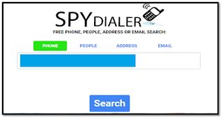 SpyDialer - Reverse Lookup web service