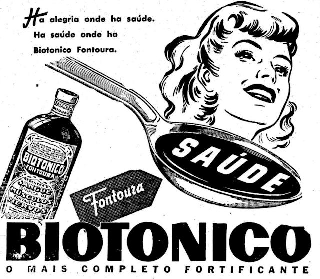 Campanha do Biotônico Fontoura para promover saúde entre os brasileiros