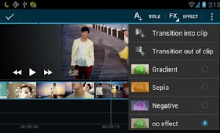 aplikasi editor video android apk terbaik magisto