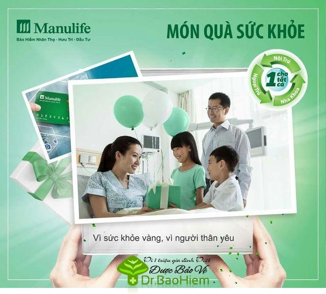 Bảo hiểm chăm sóc sức khỏe y tế toàn diện của Manulife có tốt không?