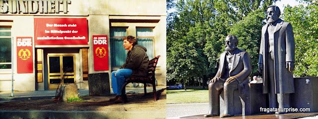 """Berlim e o filme """"Adeus, Lenin"""""""