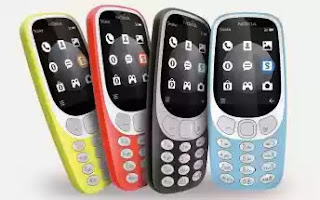 Nokia 3310 3G Version is Here: See Specs and Price.