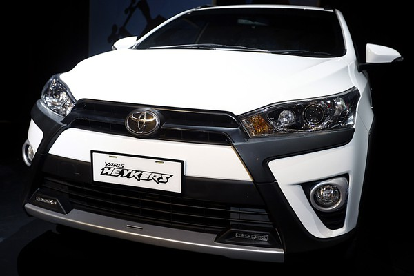 Modifikasi Yaris Heykers