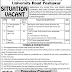Provincial Housing Authority (PHA) Peshawar Jobs