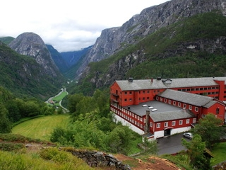 Stalhjem Hotel, Norway