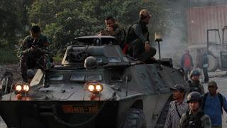 Atasi 'penyanderaan' 1.300 warga di Papua, TNI buka semua opsi