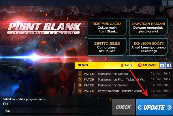 Cara Download dan Instal Point Blank Zepetto Tanpa Ribet
