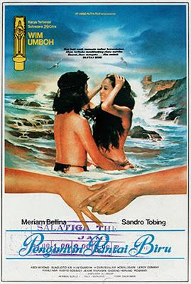 Pengantin Pantai Biru / The Bridegroom of Blue Beach. 1983.
