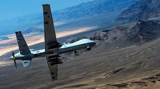 Drone Asing Serang Markas Militer Syiah Nushairiyah di Suriah Timur