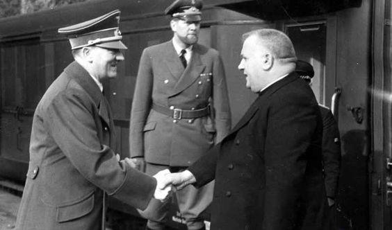 28 July 1940 worldwartwo.filminspector.com Hitler Tiso