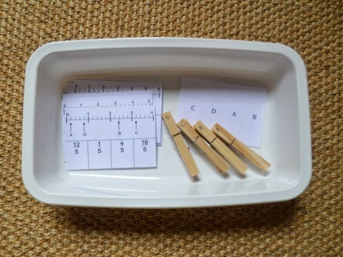 En classe avec Montessori: Les fractions (étape 7 : les ...