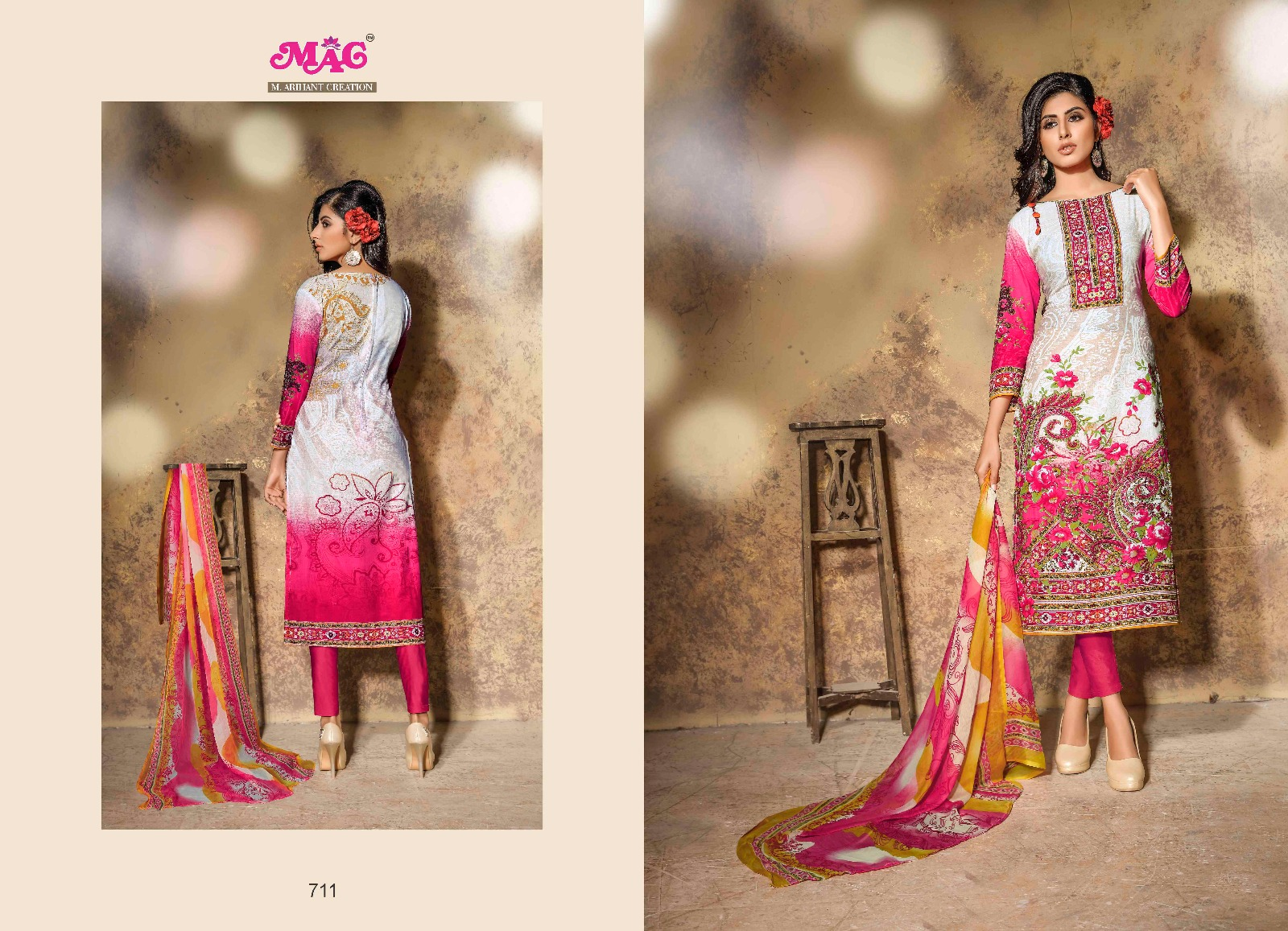 Nasreen Vol 3 – Online Attractive Design Dress Material