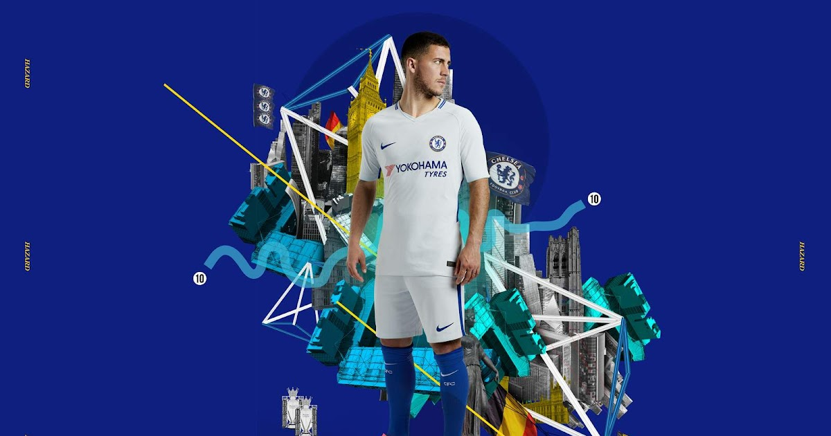 Nike Chelsea 17-18 Away Kit Released
