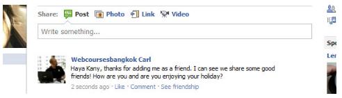 Get Friends On Facebook
