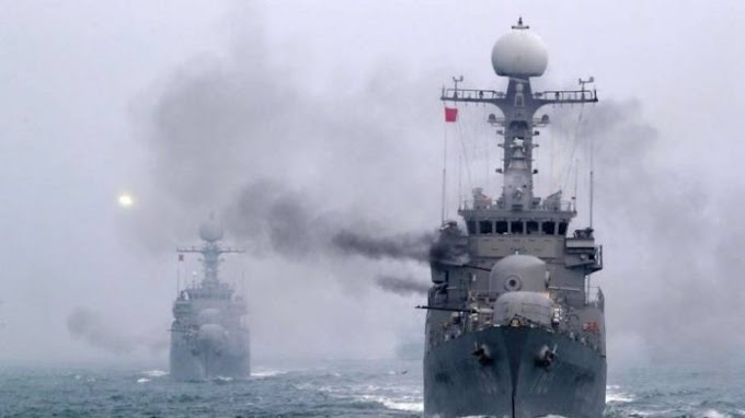 [MUST READ] Russia, China in joint naval drills near North Korea