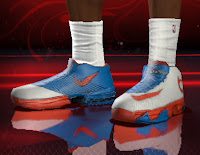 NBA 2K13 Nike KD 6 Shoes Patch version 2