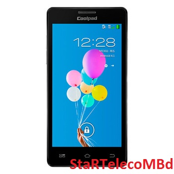 Coolpad 5218S Update Official Firmware Flash File Stock Rom