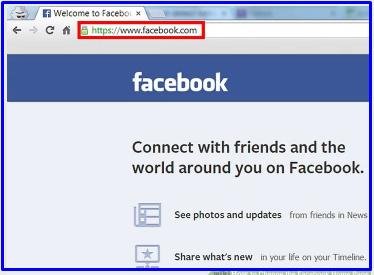 Open My Facebook Homepage