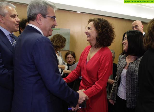 Canarias reclama más recursos para fortalecer los servicios públicos e impulsar las infraestructuras