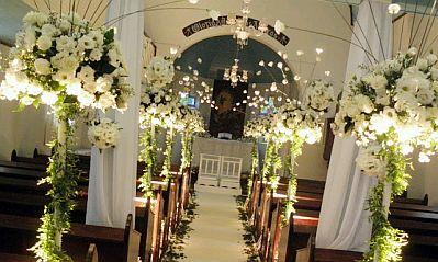 Fotos De Arreglos Florales Para Boda En Iglesia