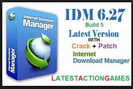 IDM 6.27 BUILD 5 CRACK & PATCH Cover Photo